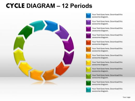 Strategy Diagram Cycle Diagram Business Diagram