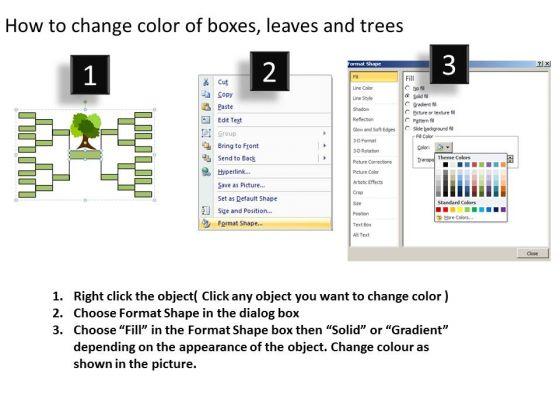 strategy_diagram_family_tree_business_diagram_3