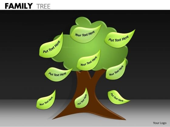 Strategy Diagram Family Tree Marketing Diagram