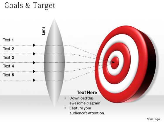 Strategy Diagram Streamline Process For Goals Marketing Diagram