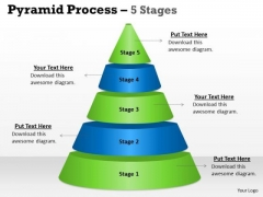 Business Cycle Diagram 5 Staged Triangle Design For Sales Mba Models And Frameworks