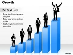 Business Cycle Diagram Growth Marketing Diagram
