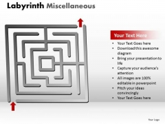 Business Cycle Diagram Labyrinth Misc Strategic Management