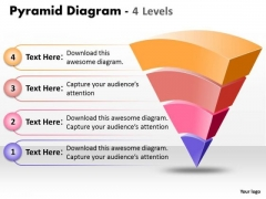 Business Cycle Diagram Reverse Design Triangle With 3d Effect Strategy Diagram