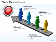 Business Cycle Diagram Steps Plan 4 Stages Style 5 Marketing Diagram