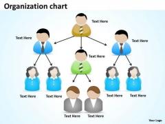Business Diagram Organization Sketch Marketing Diagram