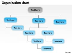 Business Diagram Organizational Concepts Consulting Diagram