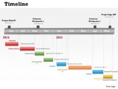 Business Diagram Regular Timeline Roadmap Diagram Marketing Diagram