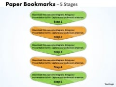 Business Diagram Step By Step Process Marketing Diagram