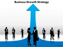 Business Finance Strategy Development Business Growth Strategy Business Diagram