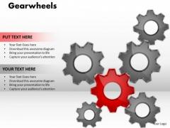 Business Finance Strategy Development Gearwheels Mba Models And Frameworks