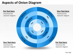 Business Finance Strategy Development Onion Diagram Strategic Management