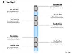 Business Finance Strategy Development Roadmap Timeline For Success In Business Sales Diagram