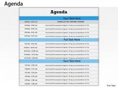 Business Framework Model Agenda Strategic Management
