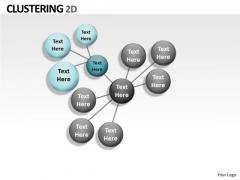 Business Framework Model Business Cluster Design Marketing Diagram