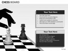 Business Framework Model Chess Board Strategic Management