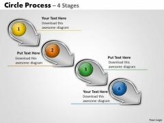 Business Framework Model Circle Arrow Process Business Cycle Diagram