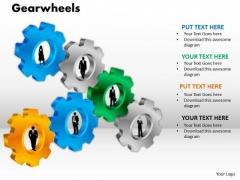 Business Framework Model Gearwheels Mba Models And Frameworks