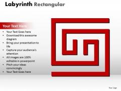 Business Framework Model Labyrinth Rectangular Mba Models And Frameworks