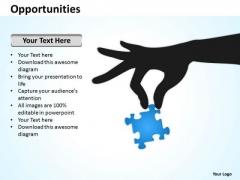 Business Framework Model Opportunities Strategic Management