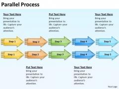 Business Framework Model Parallel Process Mba Models And Frameworks