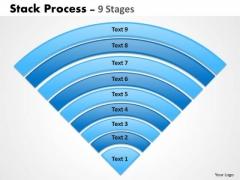 Business Framework Model Stack Ppt Marketing Diagram