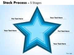 Business Framework Model Stack Process Graphics Marketing Diagram