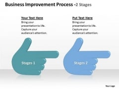 Business Improvement Process 2 Stages