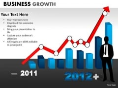 Consulting Diagram Business Growth Marketing Diagram