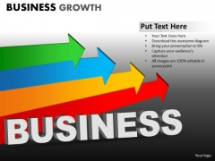 Consulting Diagram Business Growth Strategic Management