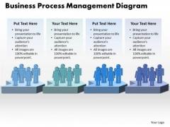 Consulting Diagram Business Process Management Diagram Sales Diagram
