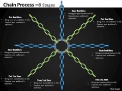 Consulting Diagram Chain Process 8 Stages Mba Models And Frameworks