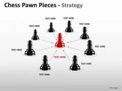 Consulting Diagram Chess Pawn Pieces Strategy Strategy Diagram
