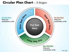Consulting Diagram Circular Plan Diagrams Chart Business Framework Model