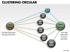 Consulting Diagram Concept Of Clustering Business Cycle Diagram