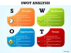 Consulting Diagram Concept Of Swot Analysis Strategy Diagram