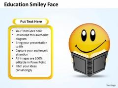 Consulting Diagram Education Smiley Face Sales Diagram