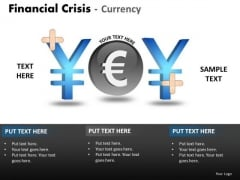 Consulting Diagram Financial Crisis Currency Business Finance Strategy Development