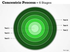 Consulting Diagram Green Concentric Business Diagram Mba Models And Frameworks