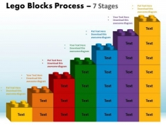 Consulting Diagram Lego Blocks Process 7 Stages Mba Models And Frameworks