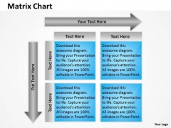Consulting Diagram Matrix Box Chart Consulting Diagram