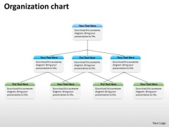 Consulting Diagram Organization Ppt Chart Business Framework Model
