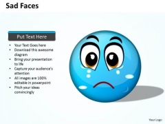 Consulting Diagram Sad Faces Business Finance Strategy Development