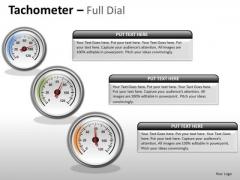 Consulting Diagram Tachometer Full Dial Business Framework Model