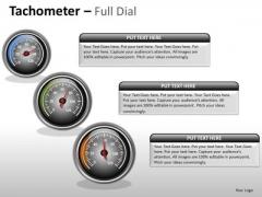 Consulting Diagram Tachometer Full Dial Strategic Management