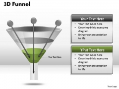 Marketing Diagram 3 Way Business Funnel Diagram Strategic Management