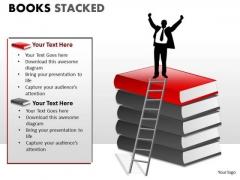 Marketing Diagram Books Stacked Business Framework Model