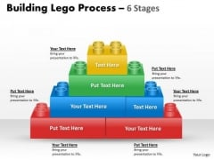 Marketing Diagram Building Lego Process 6 Stages Consulting Diagram