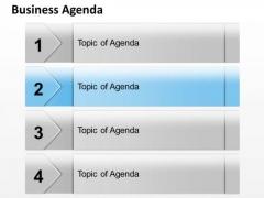 Marketing Diagram Business Agenda Business Diagram