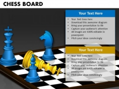 Marketing Diagram Chess Board Consulting Diagram